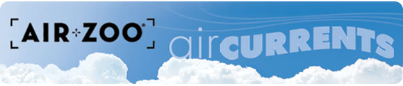 Air Zoo Current Header - Please enable images to be viewed in your email application